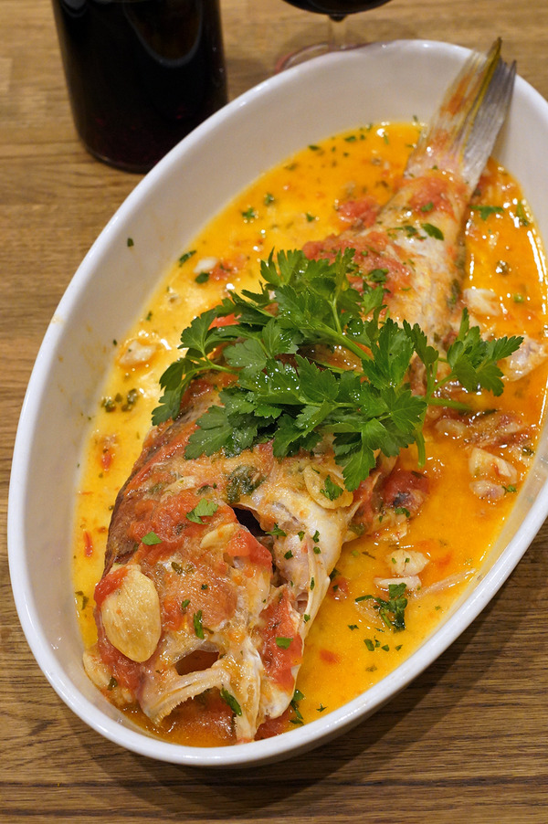 夜は平尾【リングラッツェ】で美味しいイタリアン。昼は【Cafe檸檬】で日替わり定食。