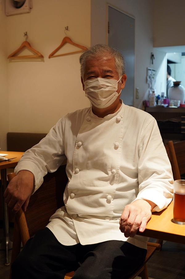 『カレバカラジオ』スポンサーになっていただいた博多区須崎【星期菜】の谷口シェフへご挨拶へ。