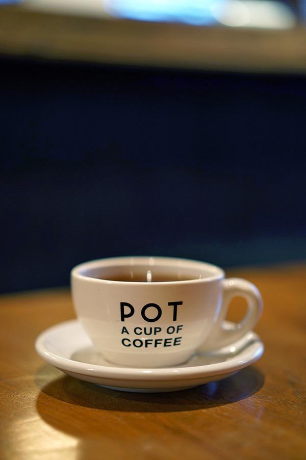 鹿屋市「POT A CUP OF COFFEE」で日本第2位のエアロプレス。
