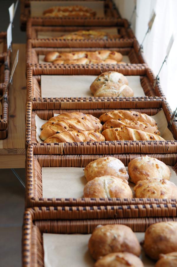 日曜日、出勤前に志免町「アーリーモーニング」で美味しいパン。