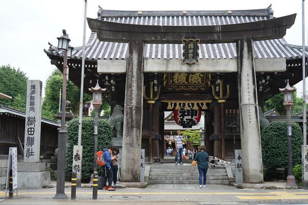 櫛田神社DSC04524