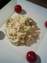 サラダ玉葱のサラダ