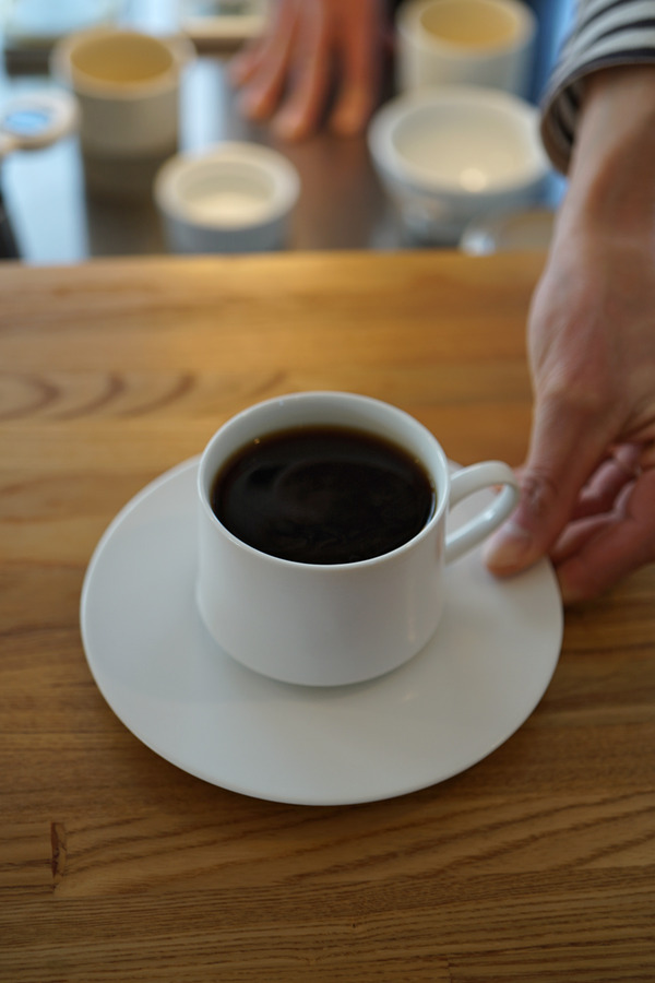 ハナオコーヒーDSC01646