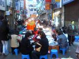 釜山の国際市場