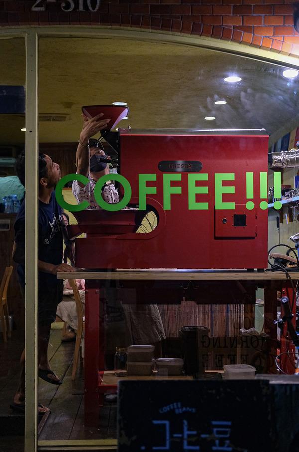 【MOMENT COFFEE】【ポラポラ食堂】【麺道はなもこし】【珈琲いわくま】【珈琲小林】【富松うなぎ屋荒木店】【杏仁荘】。
