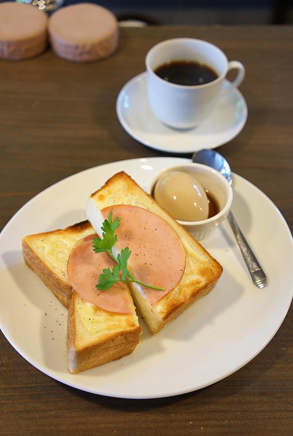 GWも通常営業の「マスカル珈琲」でモーニングサービス500円。