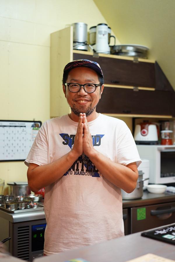 夜営業を始めた「インド食堂 ワナッカム」で南インドミールス、からの「HARU COFFEE」。