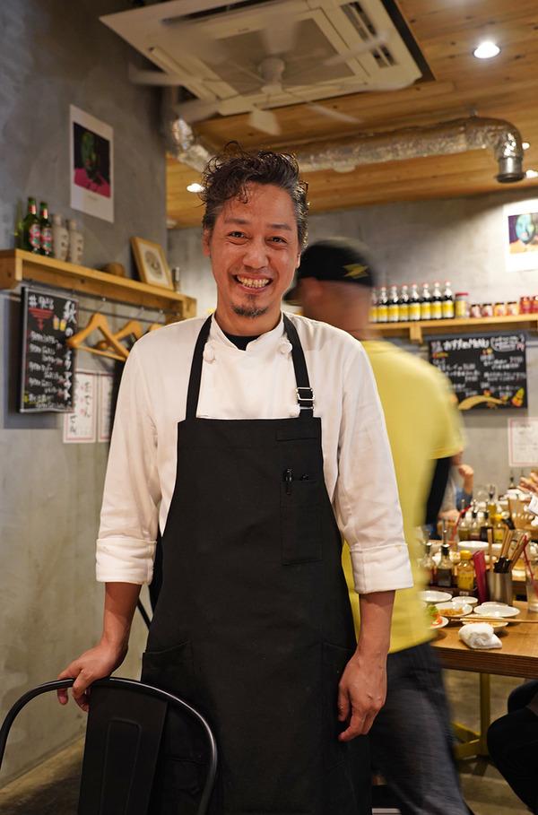 東比恵【China Stand 二兎《NITO》】で晩ご飯。明日と明後日は『フクオカコーヒーフェスティバル2019』。