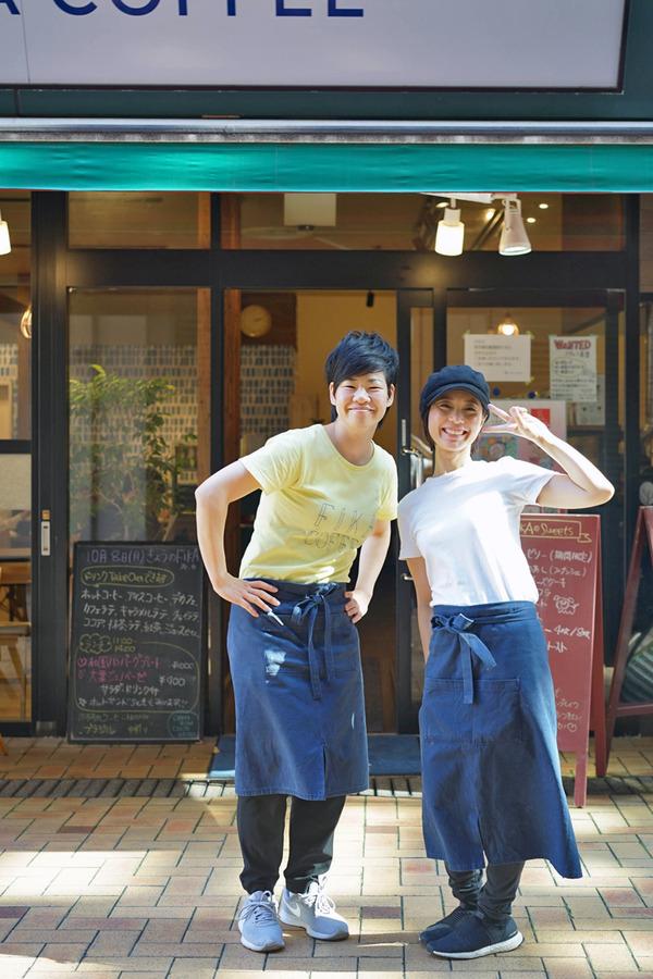 博多リバレイン「FIKA COFFEE」、大丸福岡天神店『出張!うどんMAP』と『福岡コーヒーフェスティバル2018』。夜は「香亭」で晩ご飯。