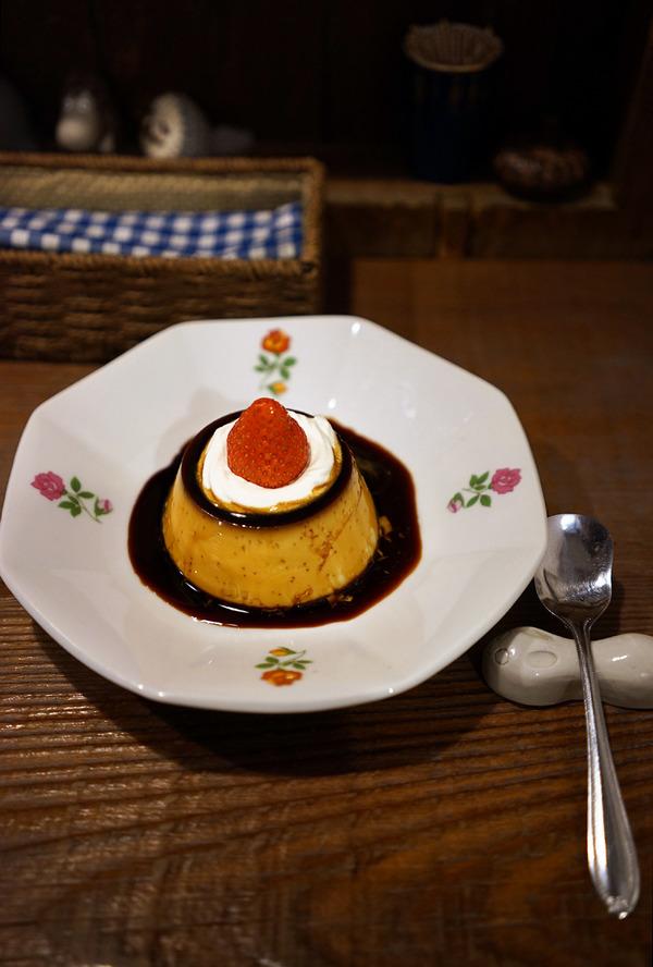 志免町「ハチミツボタン」で美味しいお昼ご飯とハチミツたまごプリン。