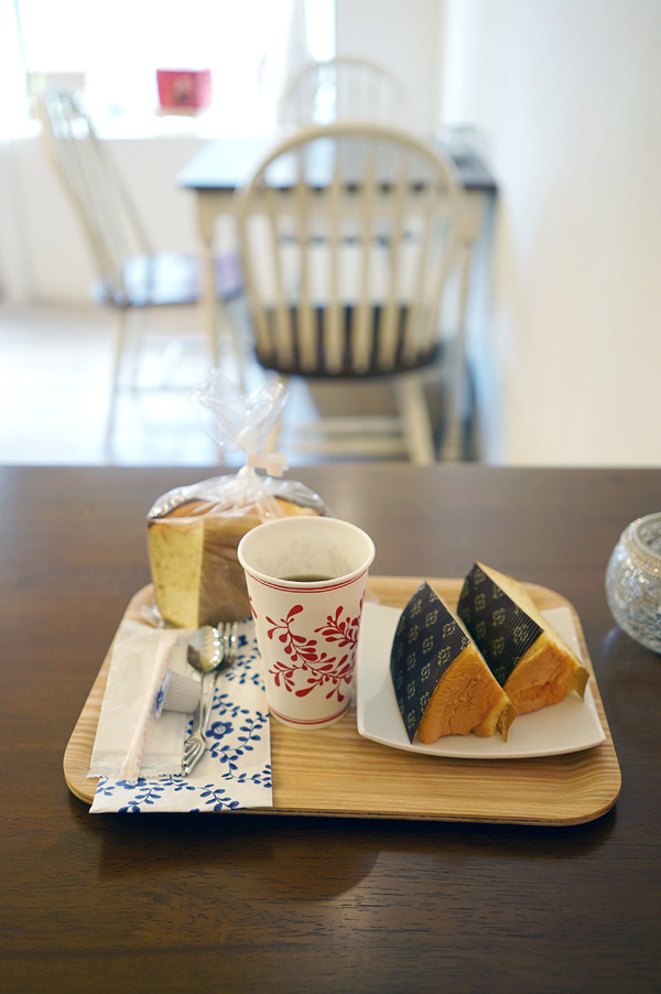 南区大楠「Tea Time Marie」はシフォンケーキとロールケーキの店。美味しかった!!
