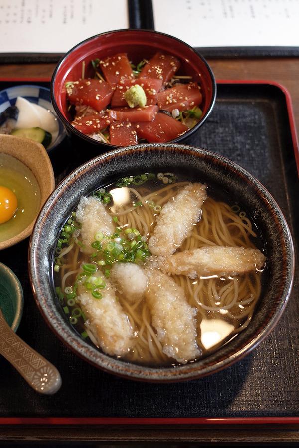 お昼は「湯桶庵」からの「マスカル珈琲」。