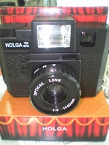 トイカメラ『HOLGA 』