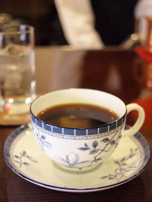 ぶんカフェで飲むフクダトミオさんのコーヒー豆