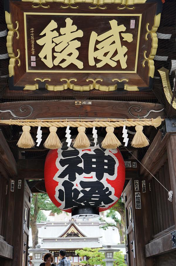 櫛田神社DSC04527