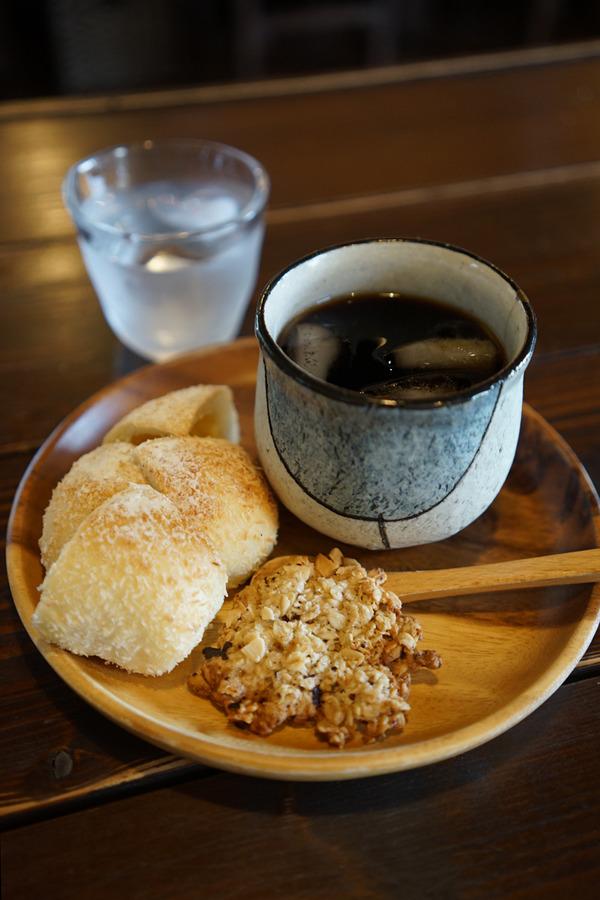 手作りパンの喫茶店ほのか
