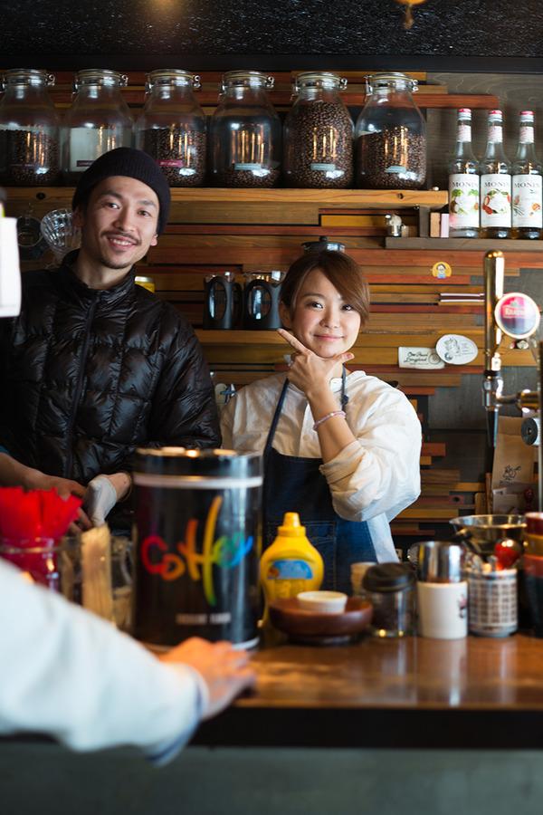 とりあえずサンデーなんで「MIMATSU Specialty Coffee Roaster」。