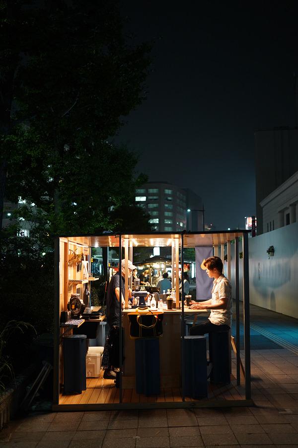 昨夜は【megane coffee & spirits】と【クジャクカリー】からの『カレバカラジオ』でした。