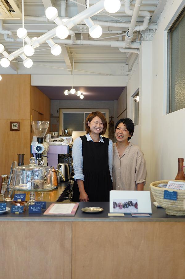 【COFFEE COUNTY FUKUOKA】に久しぶりに行ったら元【クボカリー】のみどりちゃんがおった。