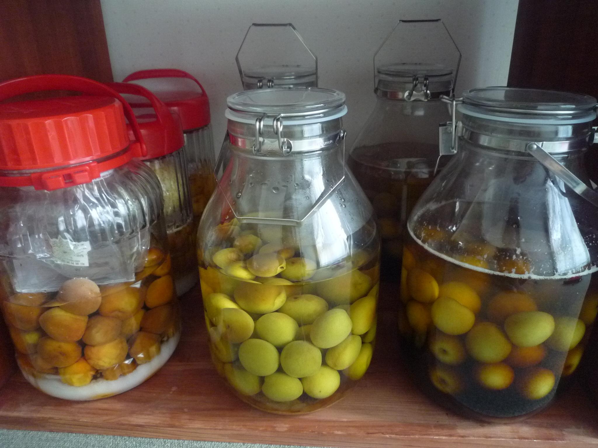 ムジルシリョウヒン(MUJI (無印良品))のキッチン収納 保存瓶
