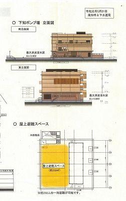下知ポンプ場の建設2_NEW