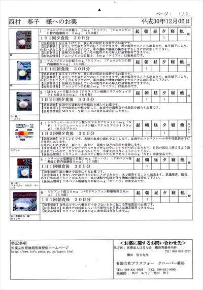 西村春子・薬情報ー2018・1206-1_NEW_R_R