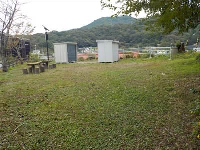 手結福島・南地区防災公園・海抜25M