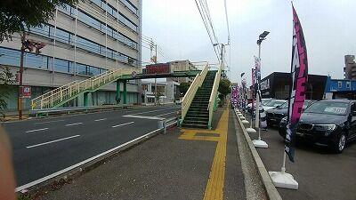 北本町歩道橋