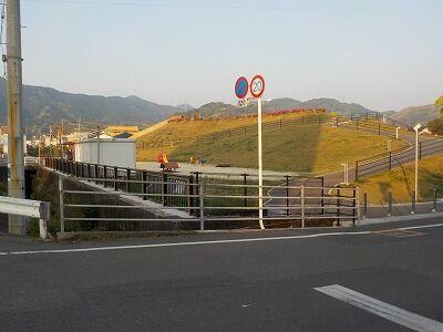 竹島命山全景