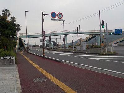 葛島歩道橋