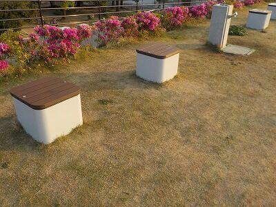 竹島命山マンホールトイレ