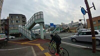 二葉町歩道橋2