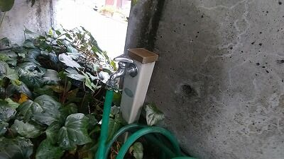 屋外水道管