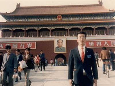 天安門1986年