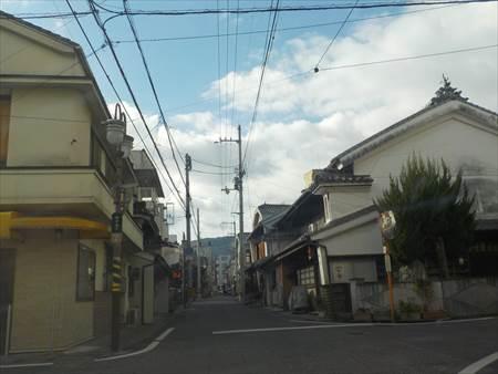池田旧市街地