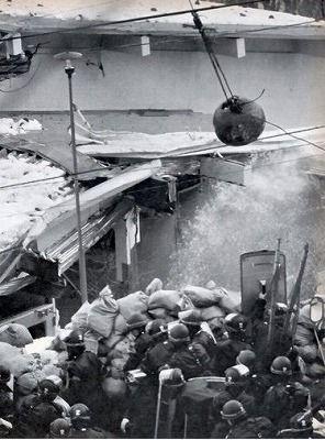 連合赤軍事件1972年