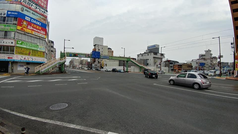 知寄町歩道橋
