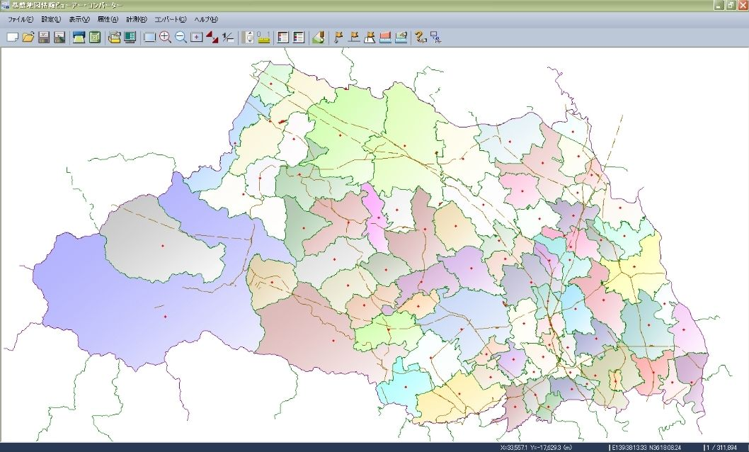 各種資料|基盤地図情報ダウンロードサービス