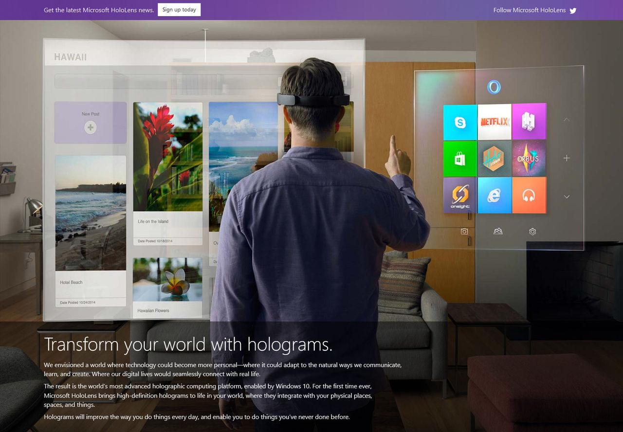 チミンモラスイ! : 「HoloLens...