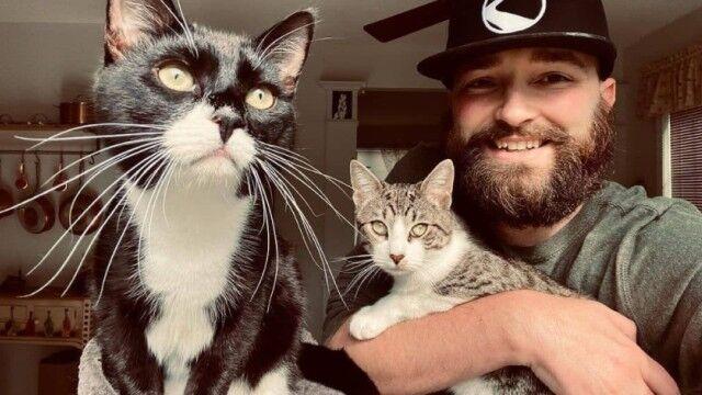猫パパ集まれ~!猫を愛する心優しい男性たちを紹介してくれるインスタグラムアカウント発見