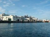 釣り船より両津港