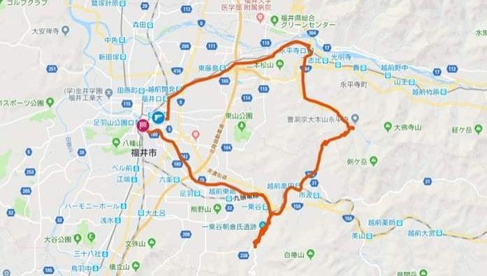 【運動公園】福井の市民マラソン【フル開催】