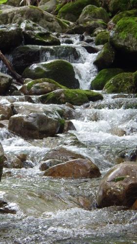 エサオマントッタベツ川