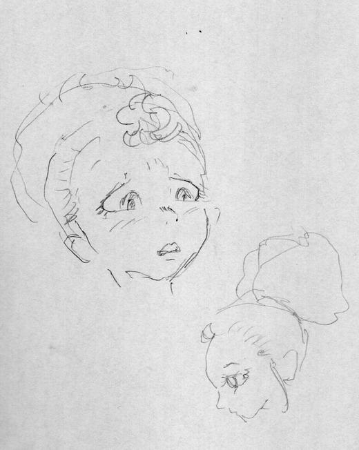 杏樹の髪型