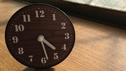 新しい時計①