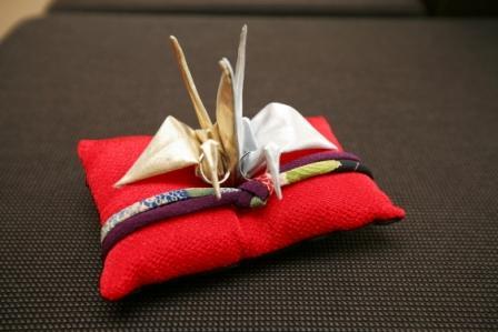 折り紙の 折り紙 結婚式 : blog.livedoor.jp