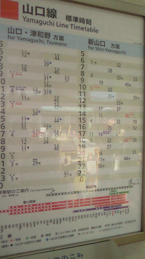 湯田 温泉 新 駅 から 駅 山口