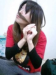 110216 桐山菜穂嬢