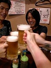 110831乾杯