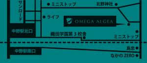 omega-map